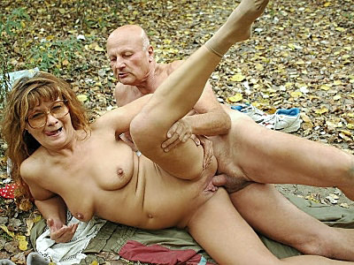Granny Ultra mature women video